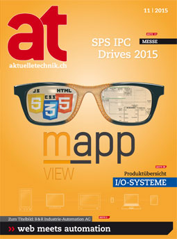 Aktuelle Technik magazine cover